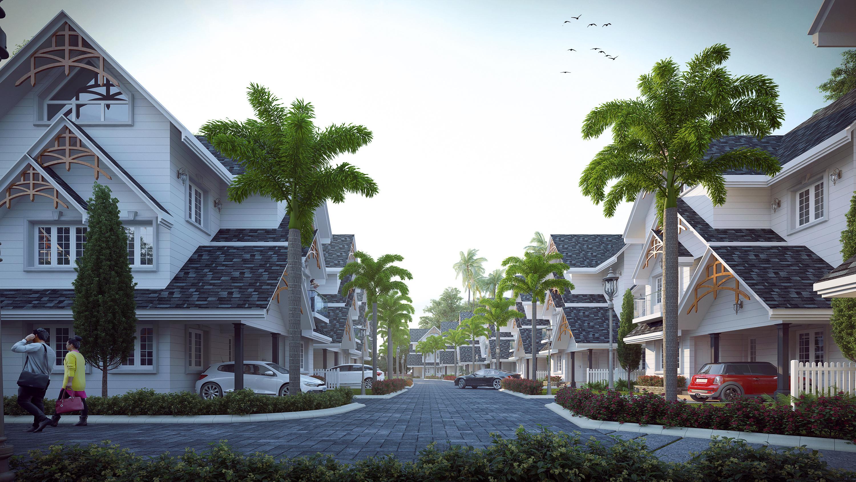Greentech Spanish Villas