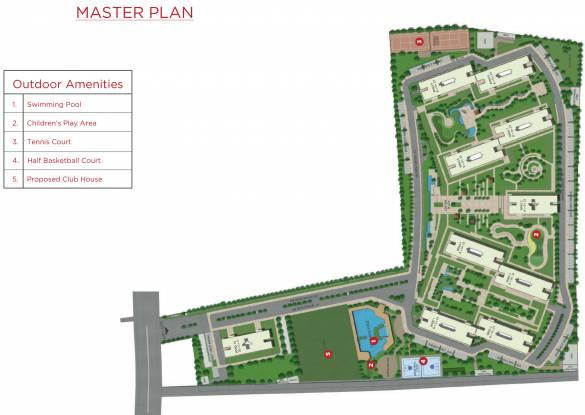 Images for Master Plan of Sobha Dream Gardens