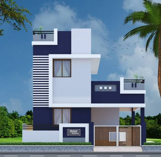 Images for Elevation of Sri balaji Arcade