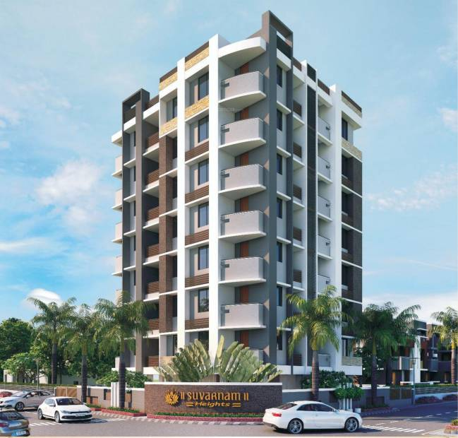 Images for Elevation of RP Suvarnam Heights