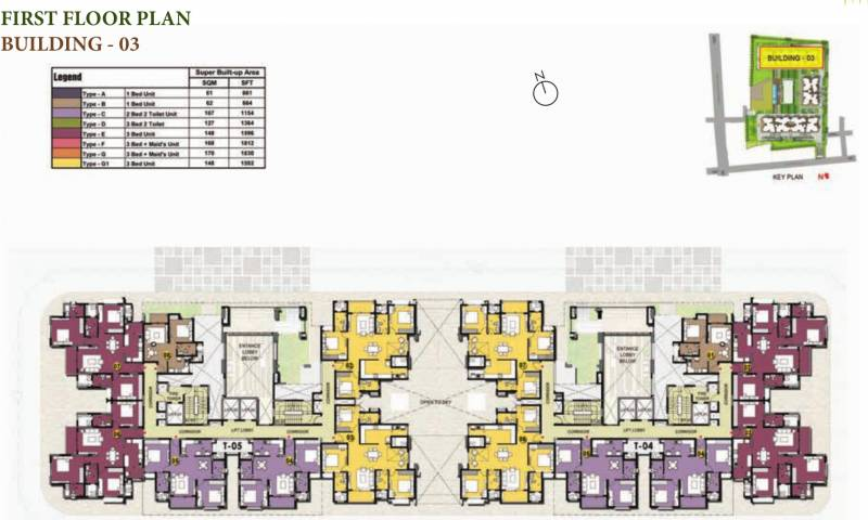 Images for Cluster Plan of Prestige Willow Tree