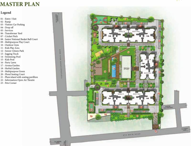 Images for Master Plan of Prestige Willow Tree
