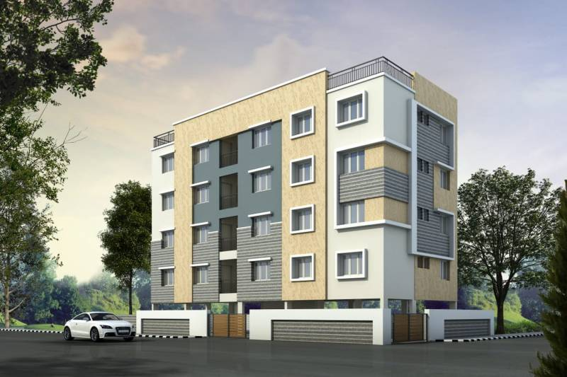 Images for Elevation of SVL SR Residence