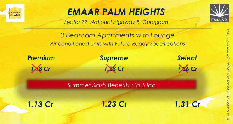 palm-heights Images for Elevation of Emaar Palm Heights