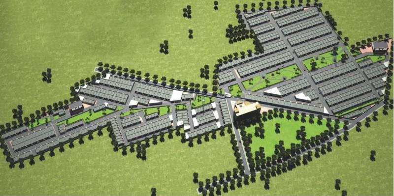 Images for Layout Plan of Sar Amulyam Residency Phase I