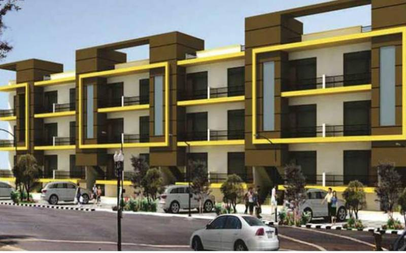 Images for Elevation of Bee Gee Aastha City