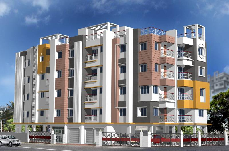 Images for Elevation of Sheltercon Manabendra Enclave