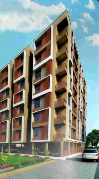 Images for Elevation of Nilkanth Dharm Lekh