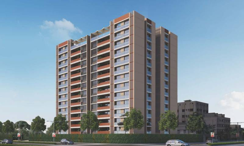Images for Elevation of Parshwa Luxuria