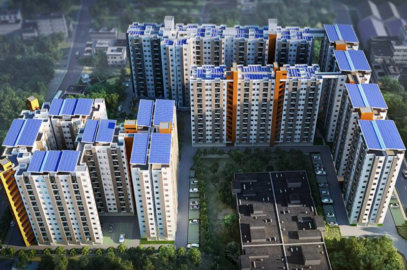 Images for Elevation of Eden Solaris Joka Phase 1