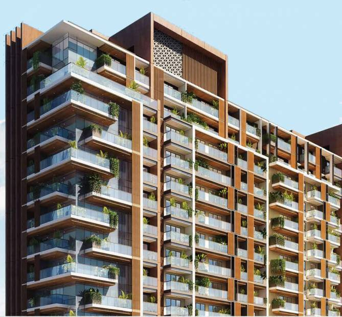 Images for Elevation of Adani Atelier Greens
