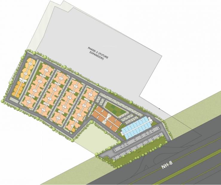 Images for Layout Plan of Unique Garden City