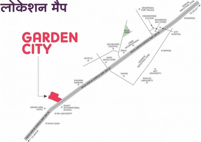 Images for Location Plan of Unique Garden City