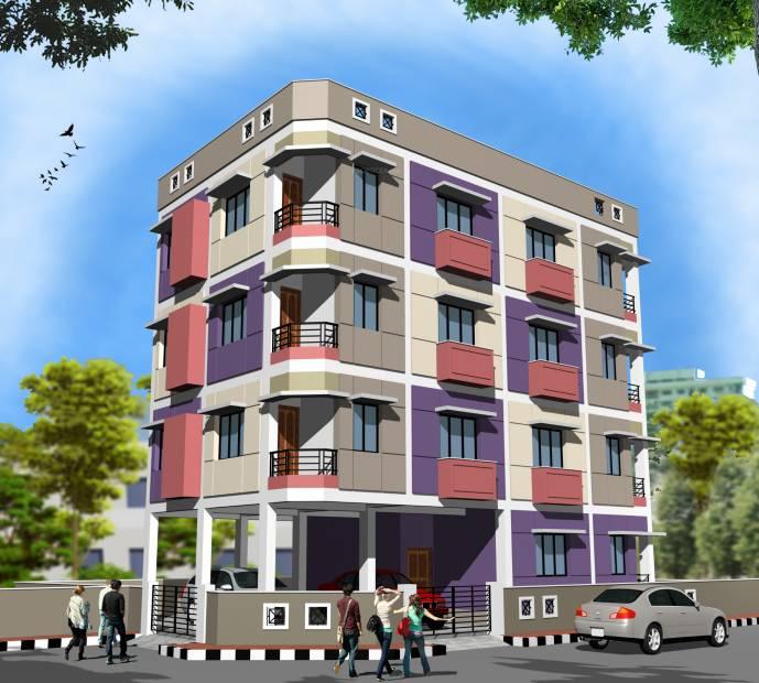 Images for Elevation of Poddar Diya Residency