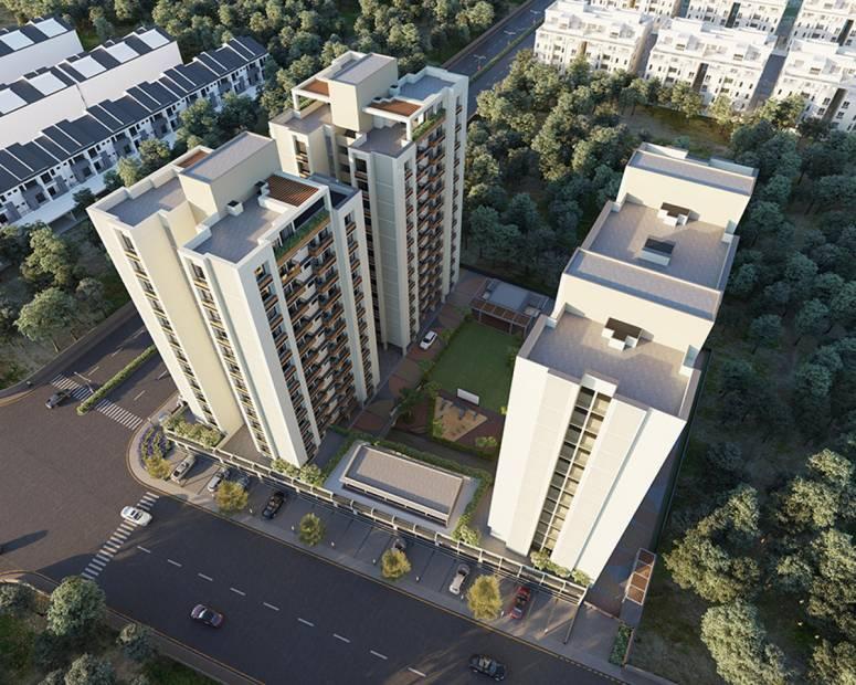 Images for Elevation of Kavisha Panorama
