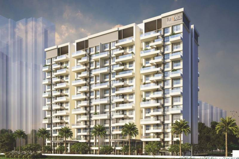 Images for Elevation of Kolte Patil Tuscan Parkland