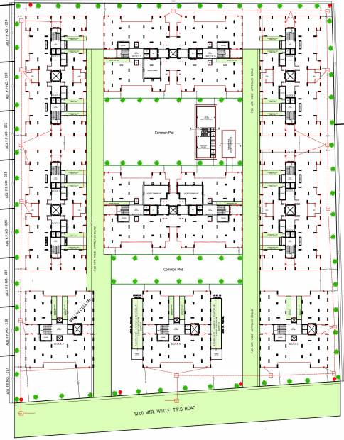 Images for Layout Plan of Aahna Shilp Shaligram