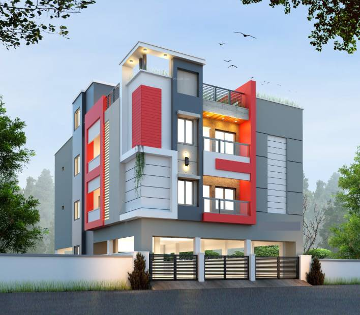 Images for Elevation of MC Sastha Homes