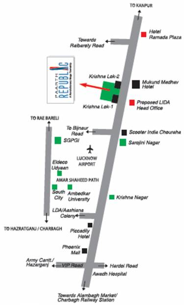 Images for Location Plan of Paarth Humming Phase 1