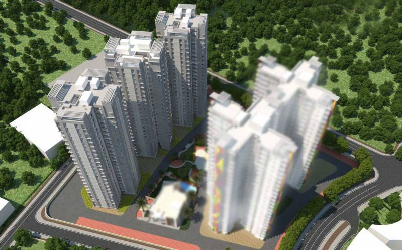 Images for Elevation of Paarth Humming Phase 1