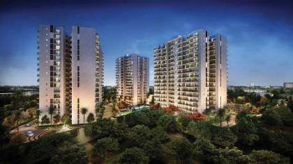 Images for Elevation of Godrej Habitat
