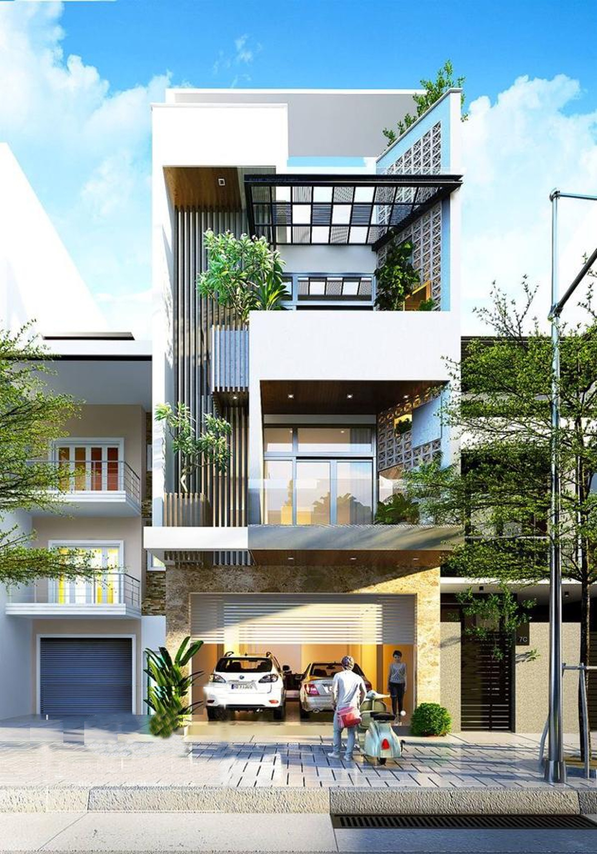 Anand Singh Green Residency In Sector 16b Noida Extension