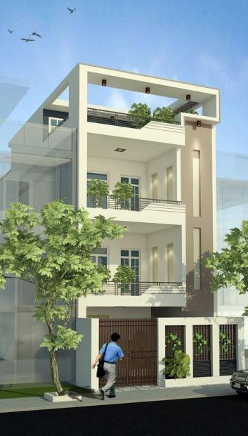Images for Elevation of Anand Singh Green Residency