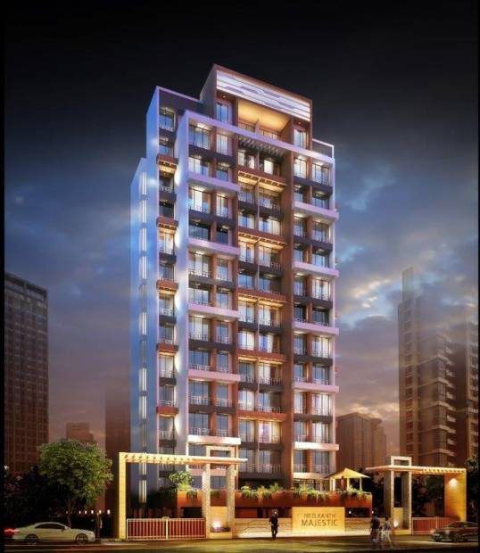 Images for Elevation of Mahavir Neelkanth Majestic