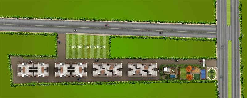 Images for Layout Plan of Anandtara Whitefield Residences Phase II
