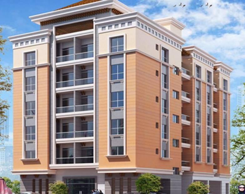 Images for Elevation of B S Pratibha Apartment