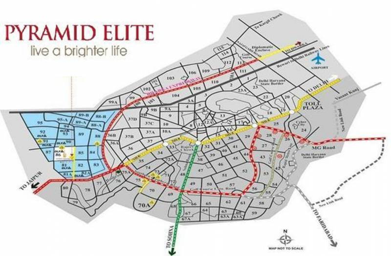 Images for Location Plan of Pyramid Elite
