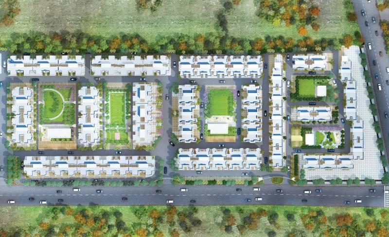 Images for Layout Plan of Peninsula Address One Phase 6