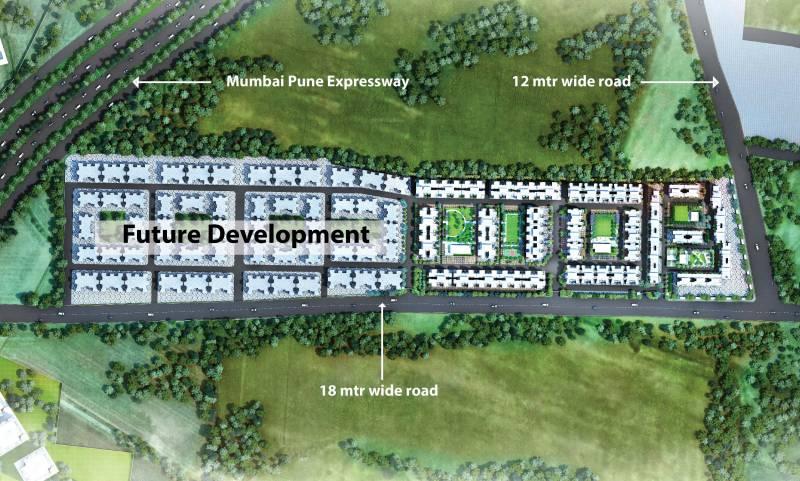 Images for Layout Plan of Peninsula Address One Phase 5