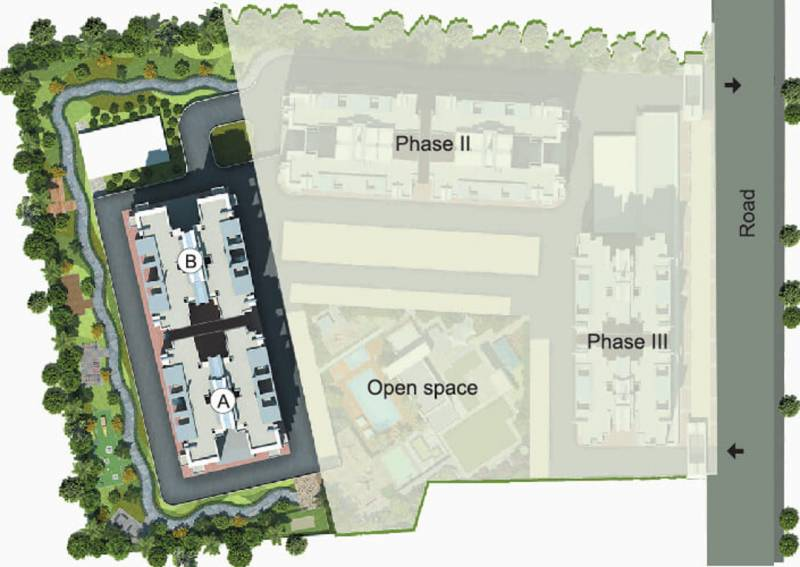 Images for Layout Plan of Pride Purple Park Landmark Phase II