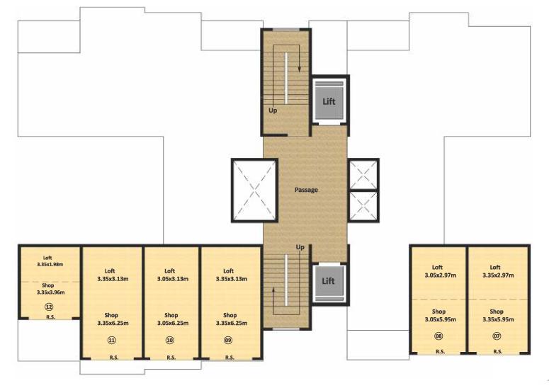 Images for Cluster Plan of Nyati Enchante III