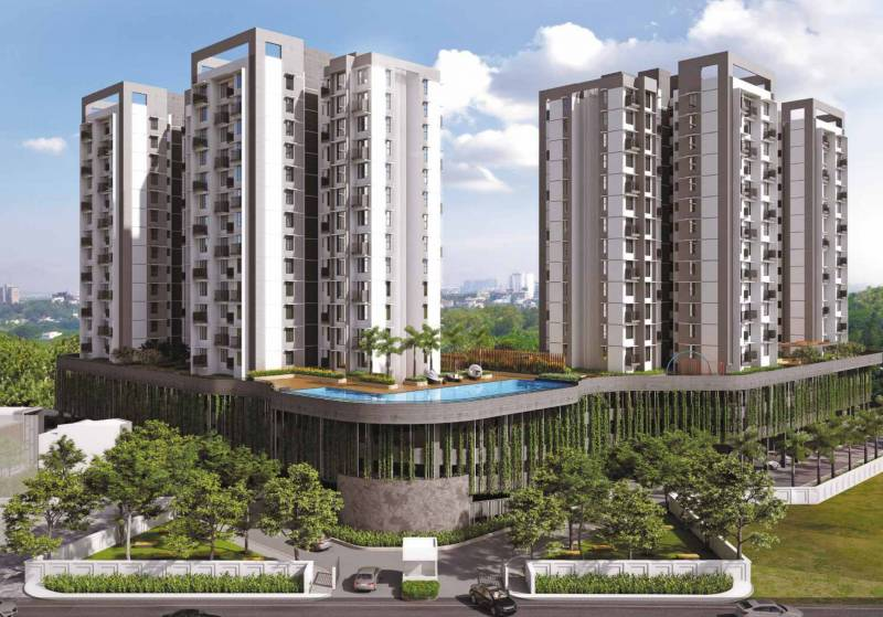 Images for Elevation of Mahindra Centralis Tower 1