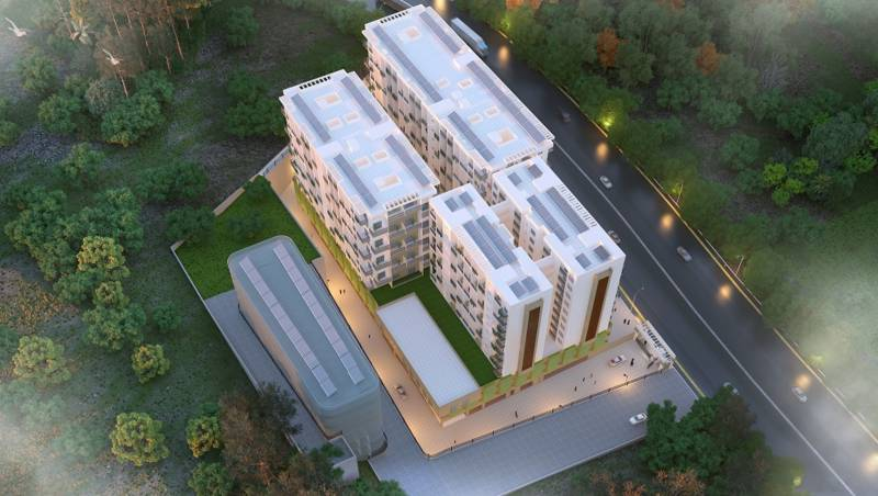Images for Elevation of Sharada Myria B And C Building