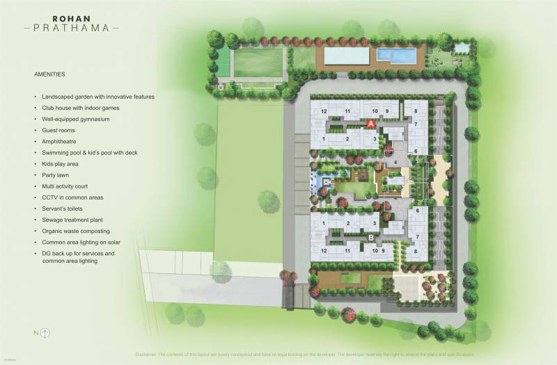 Images for Master Plan of Rohan Prathama