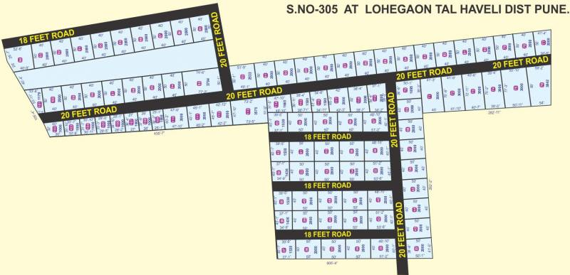 Images for Layout Plan of Swapnyog Jai Malhar City