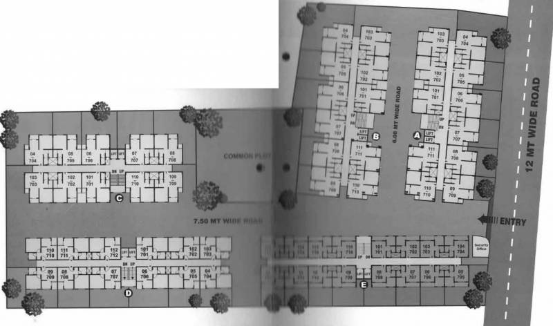 Images for Layout Plan of Kushal Awaas