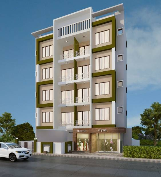 Images for Elevation of Seven Satyam Plaza