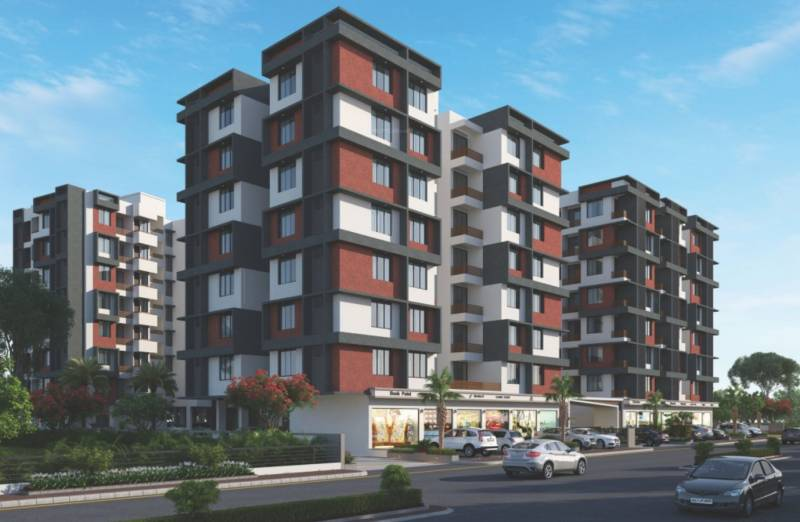 Images for Elevation of Samarth Dharti Saket 2