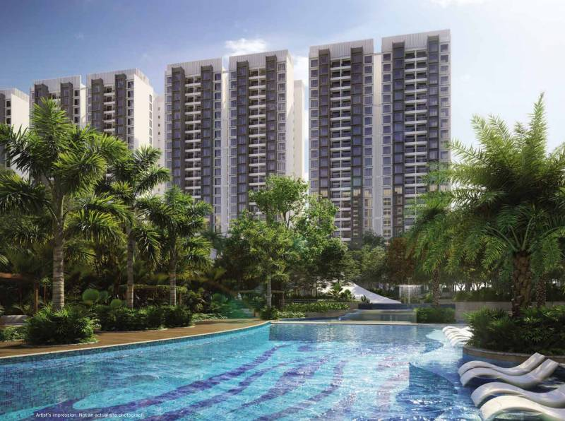 Images for Elevation of Godrej Central Park