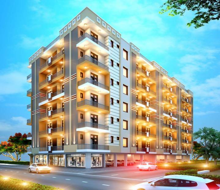 Images for Elevation of USB Vihaan Group Housing