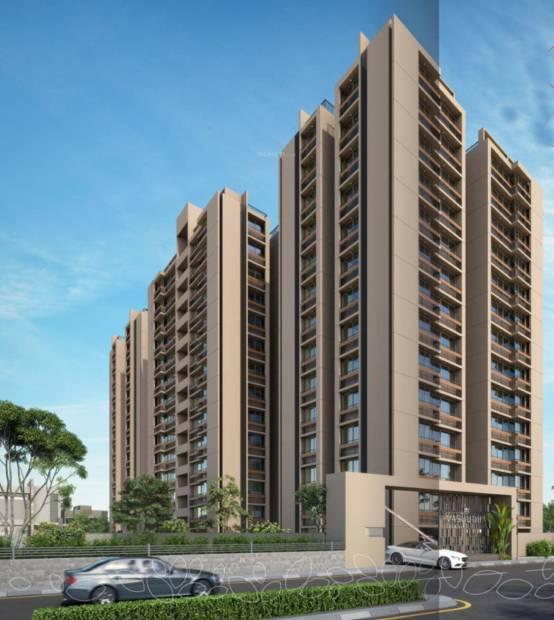 Images for Elevation of Shinesons Vasudha