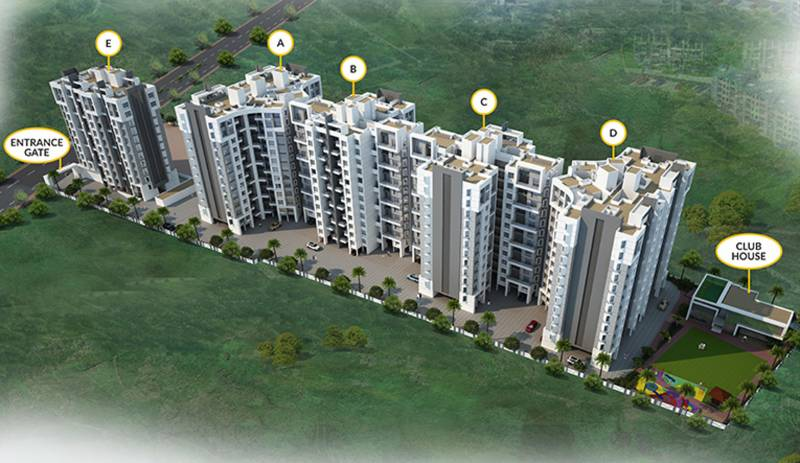 Images for Elevation of Mittal Sun Exotica Phase 2