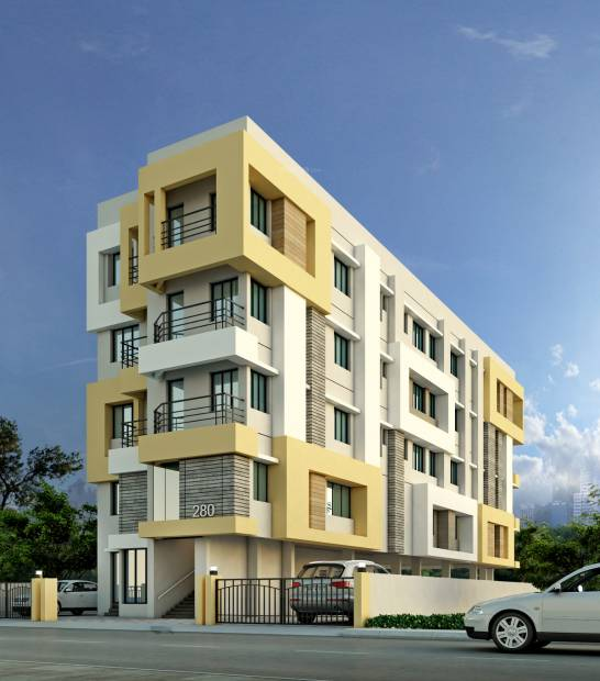 Images for Elevation of Allmon Riddhi Siddhi Emerald