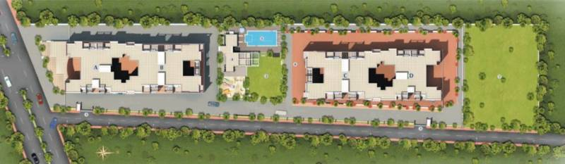 Images for Layout Plan of Gulmohar Notting Hill Phase II