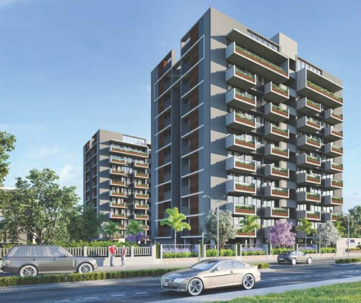 Images for Elevation of Shubh Antilia