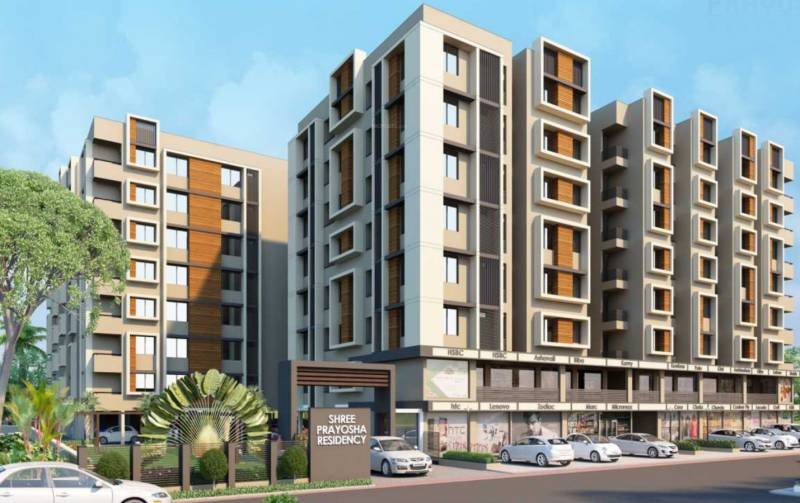 Images for Elevation of Shree Vallabh Prayosha Residency